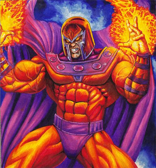 angry magneto