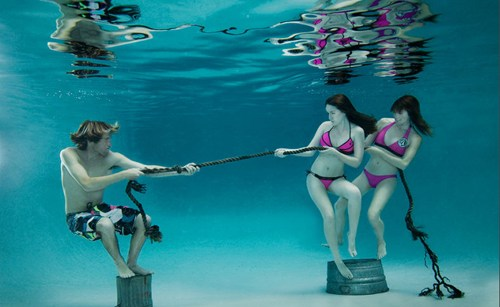 Underwater Photography by Mallory Morison