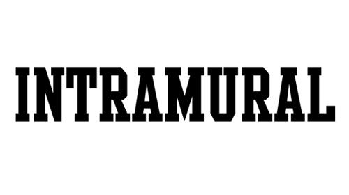 Intramural font