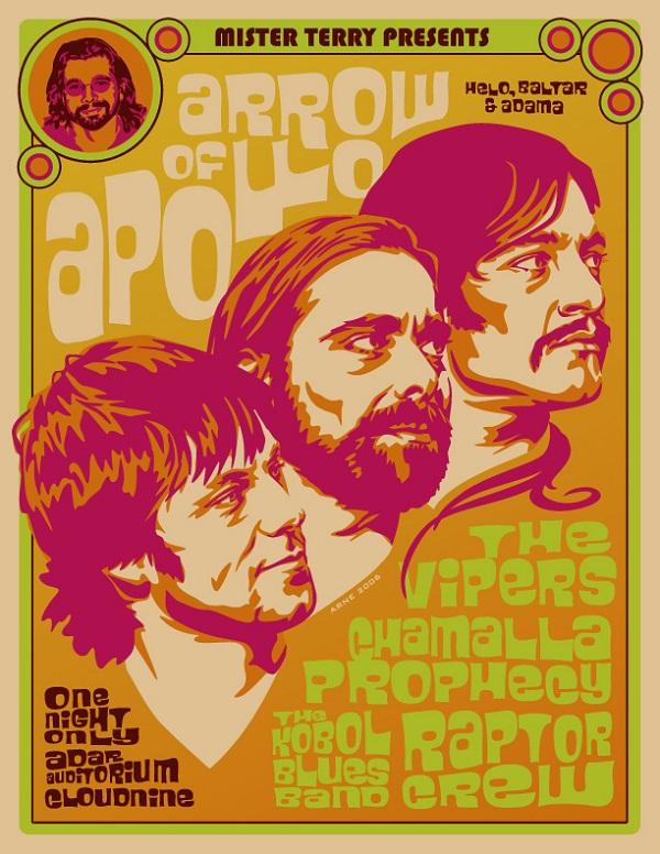 Battlestar Galactica Poster Art 05