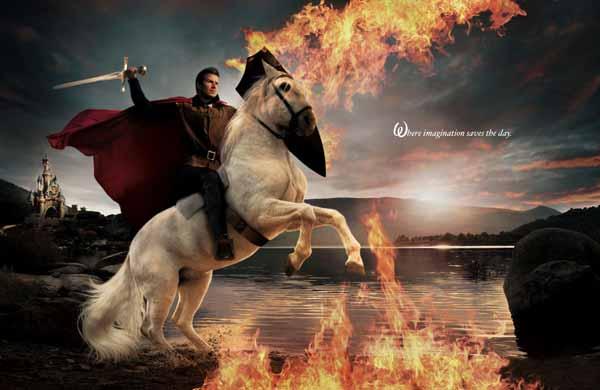 Annie Leibovitz - Disney, Prince via YouTheDesigner.com