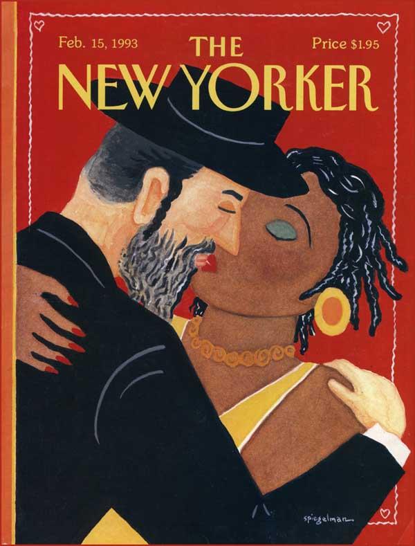 Art Spiegelman NY 02-15-1993 via YouTheDesigner.com