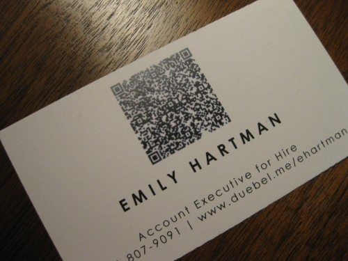 10 Ways to Use QR Codes in Business Card Design – UCreative.com