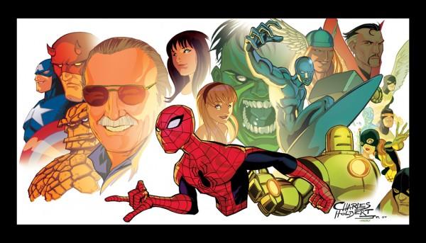 """Stan Lee"" by KidNotorious"