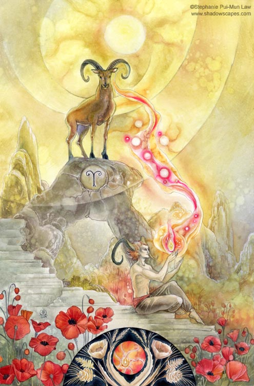 """Aries"" 