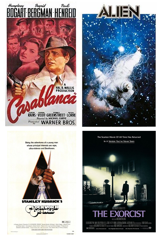 Bill Gold  movie posters