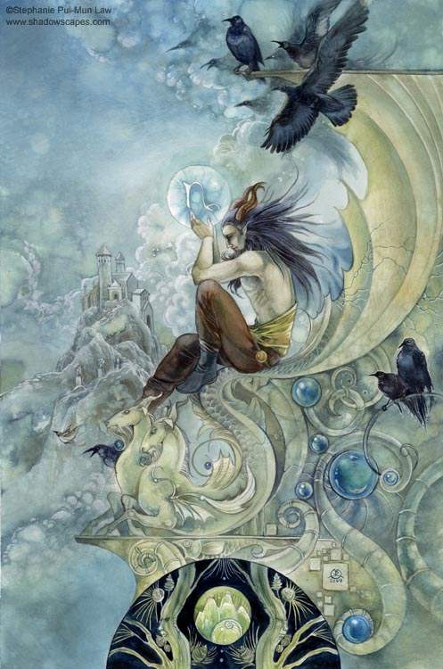 """Capricorn"" 