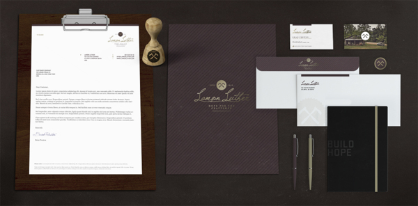 Branding and Identity Design | Russell Shaw