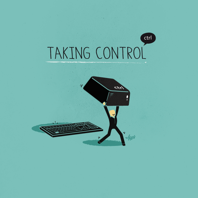 Taking Control by NaBHaN