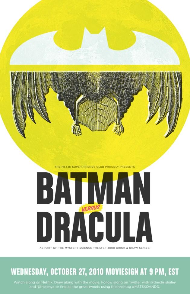 Batman VS. Dracula - Dylan Todd