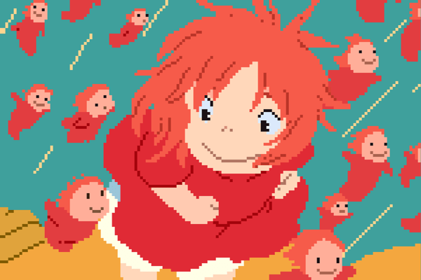 manga studio 5 pixel art