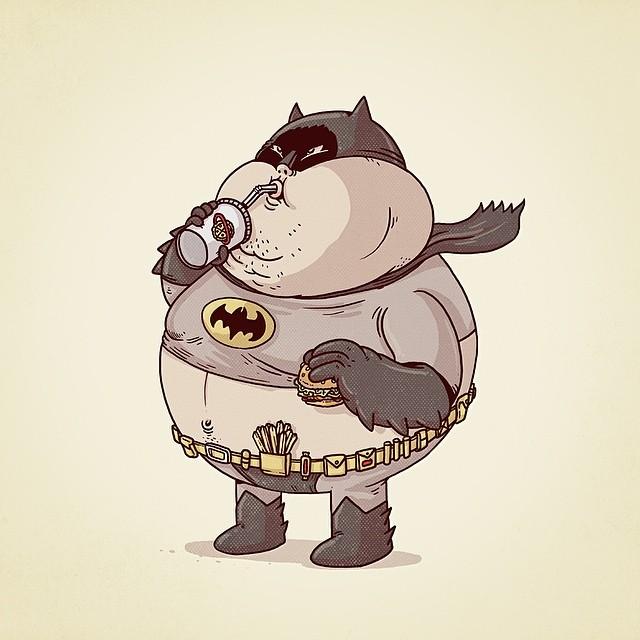 Chunky Batman