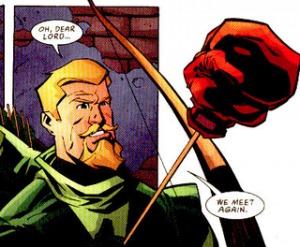 Fictional entrepreneurs - Green Arrow