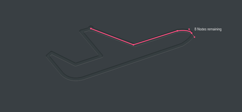 The Bezier Game Car