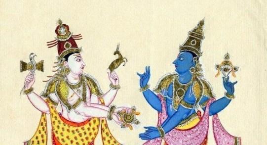 Vishnu_Shiva