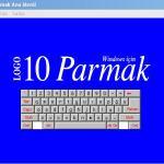 Ücretsiz F ve Q 10 Parmak Klavye Kullanma Programı