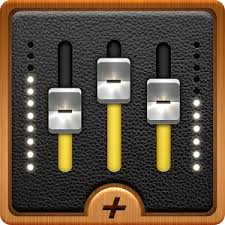 Android Equalizer + mp3 Çalar Booster