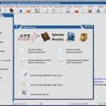 ATS İşletme Defteri ve Serbest Meslek Defteri Programı