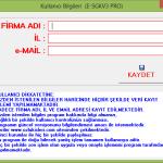 E Sgk Pro E Bildirge Otomatik Giriş Programı