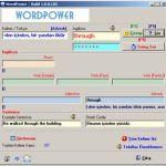 Wordpower Kelime Ezber ve Sözlük Programı İndir