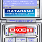 Ekobim Databank İndir