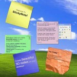 Efficient Sticky Notes