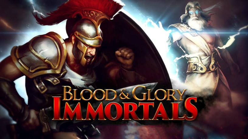 BLOOD & GLORY: IMMORTALS Android Oyunu  - BLOOD & GLORY: IMMORTALS Android Games