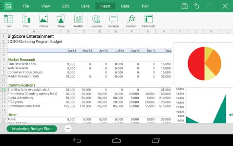 WPS Office + PDF indir