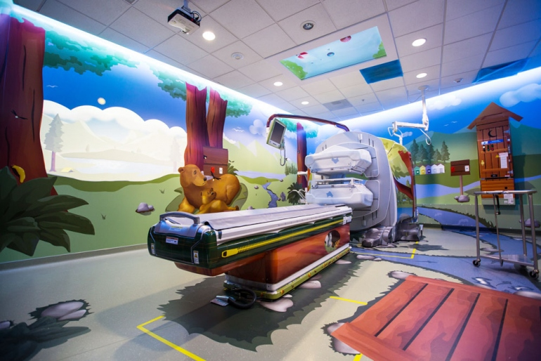 Mission Bay Hospitals to Introduce PatientFriendly Scan