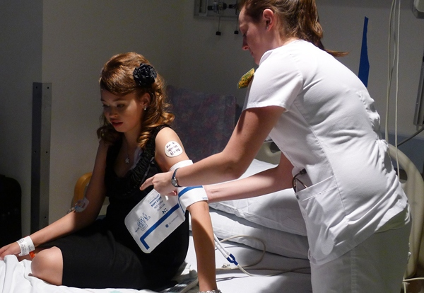 Annual Prom Gives Teen Patients a Night of Glamour Away