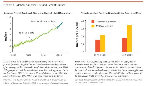 small resolution of global warming is the primary cause of current sea level rise