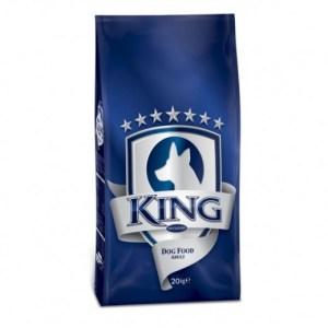 KING Kuzu Etli Köpek Maması 20 Kg