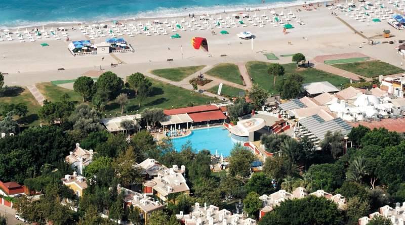 Belcekız Beach Club Hotel