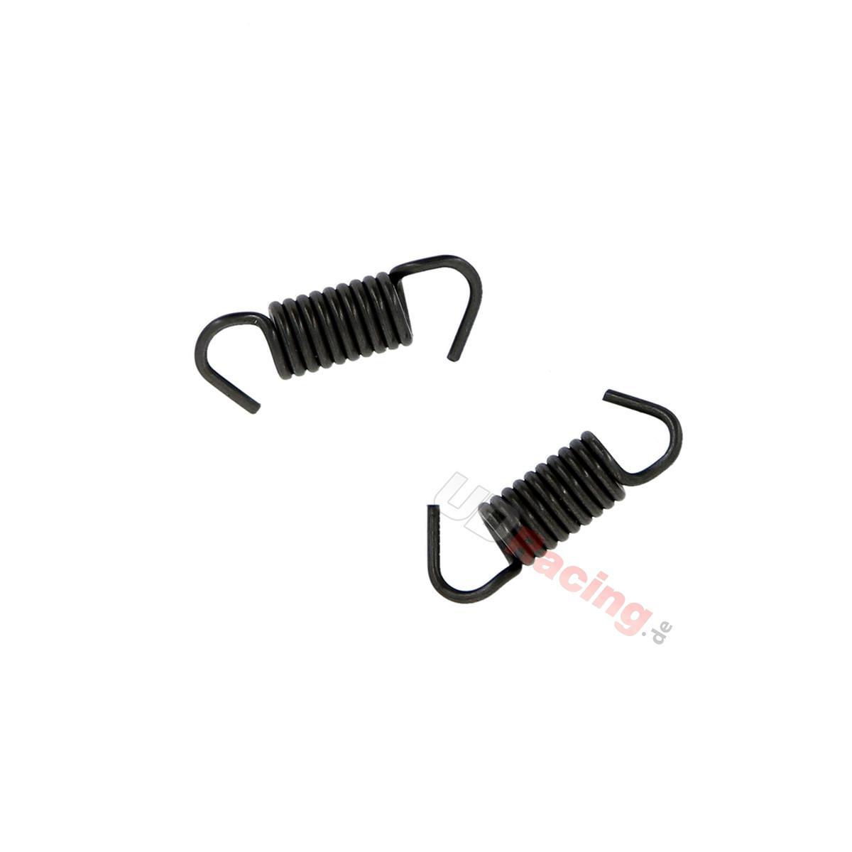 2 Federn für Bremsbacken Motorroller Baotian BT49QT-9