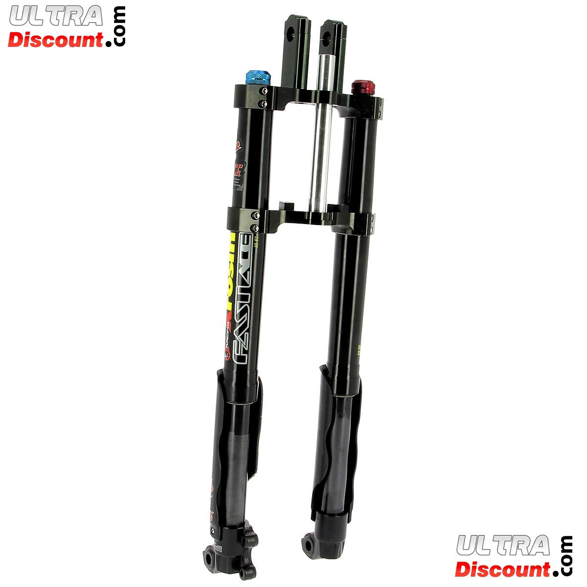 Complete Premium Fast Ace Front Fork With Steel Tubes For