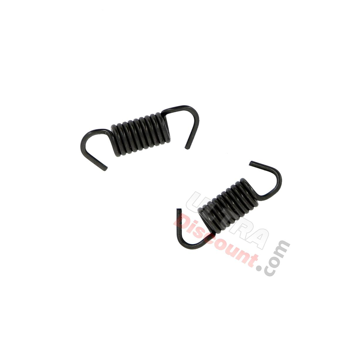 Set of 2 Brake Shoes Springs for scooter Baotian BT49QT-9
