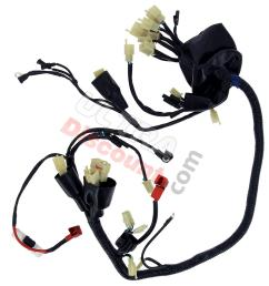 wire harness for atv shineray quad 200cc stiie b shineray parts atv 200stiie and [ 1200 x 1200 Pixel ]
