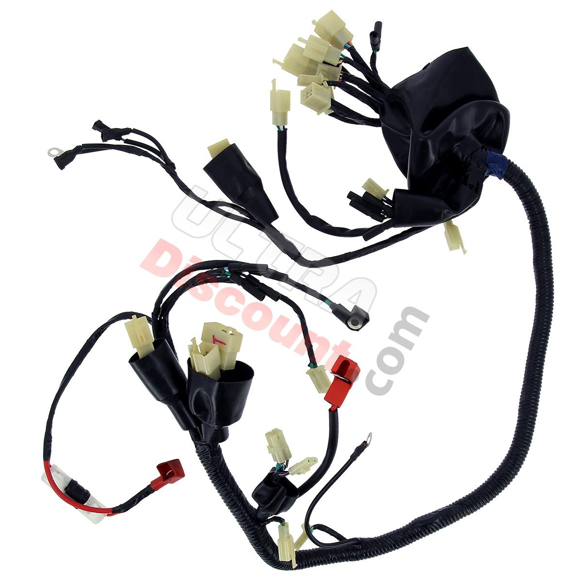 hight resolution of wire harness for atv shineray quad 200cc stiie b shineray parts atv 200stiie and