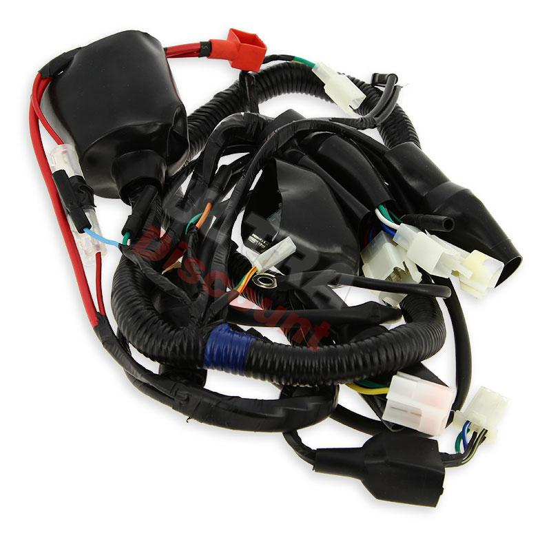 peace 110cc atv wiring diagram: cool sports atv wiring harness