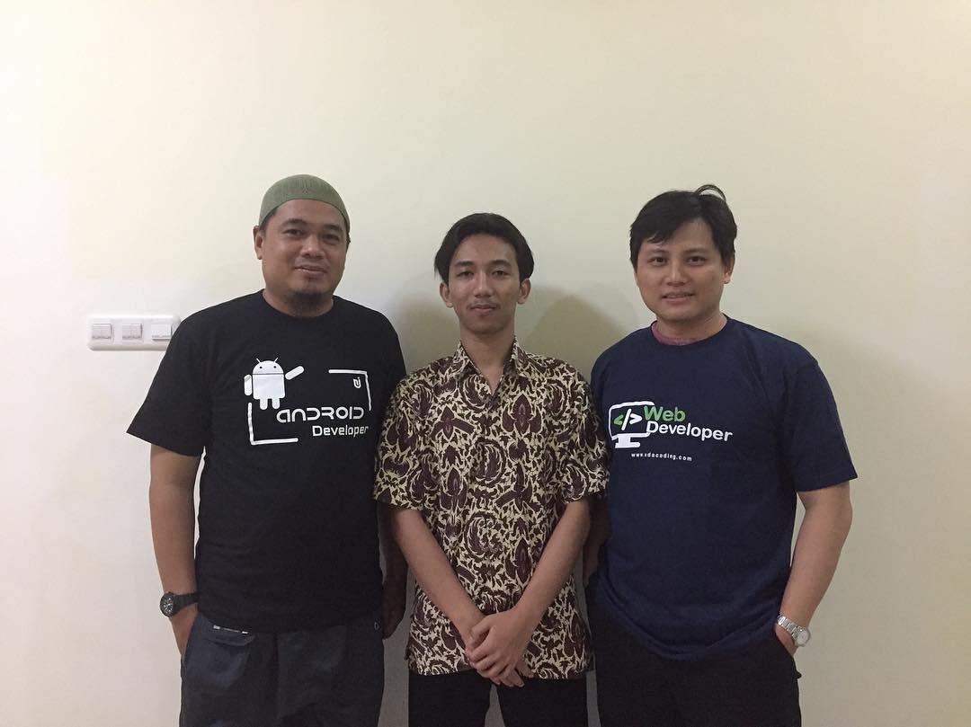 TRAINING ANDROID JAKARTA