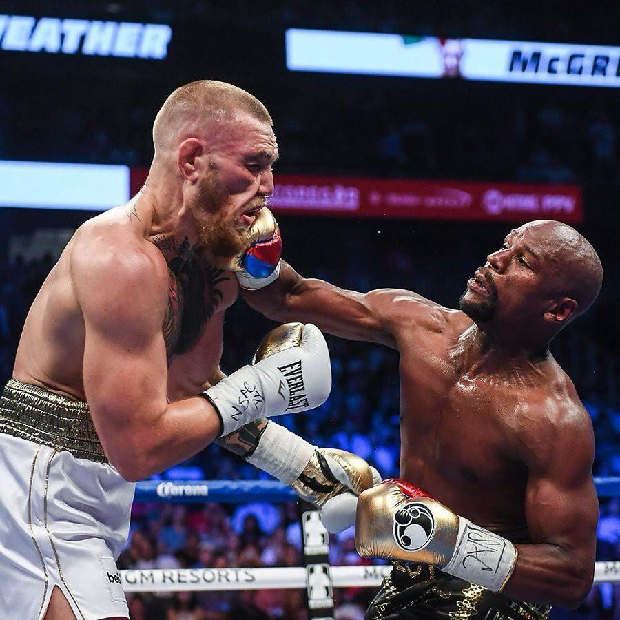 Floyd Mayweather defeats Conor McGregor in 10th round in Las Vegas   Kenya Breaking News and Hot Gossip - Udaku KE UdakuKE