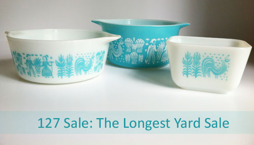 127 sale The Longest Yard Sale |udandi.com