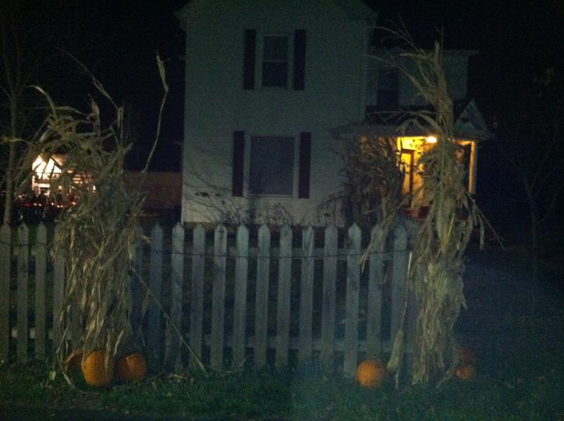 Springboro Haunted Hayride Udandi