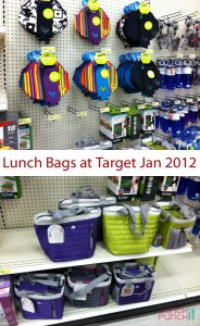 target lunch bag