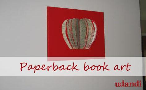 paperback book art