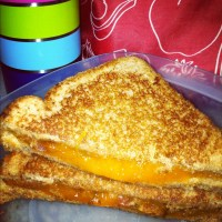 Packed Grilled Cheese Sandwich
