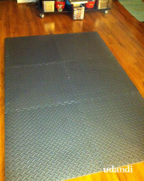 foam puzzle floor