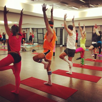 yoga alive