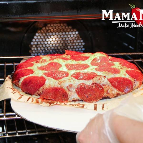 Mama Mimi pizza