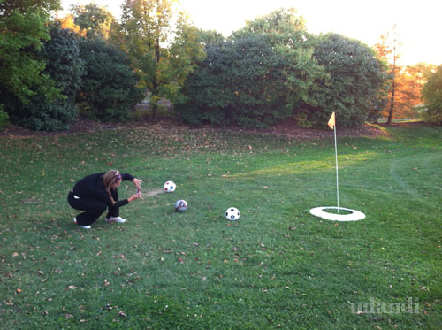 GreatParks.org Footgolf | udandi.com